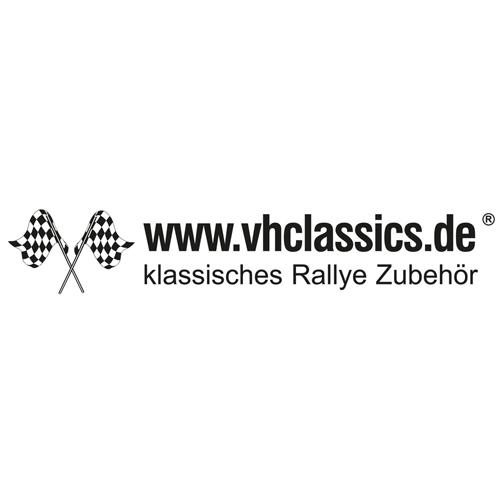 VH-classic - historische Rallyzubehör