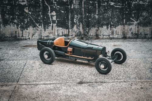 1930 Ford Model A Boattail