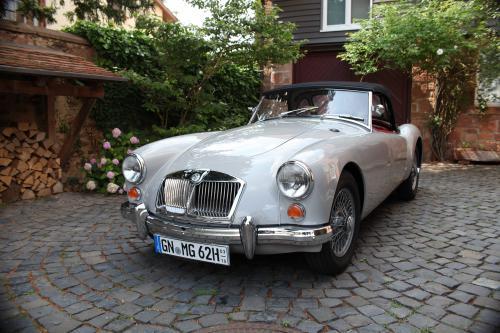 1962 MG-A