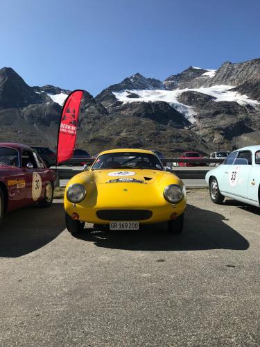 1961 Lotus Elite FIA