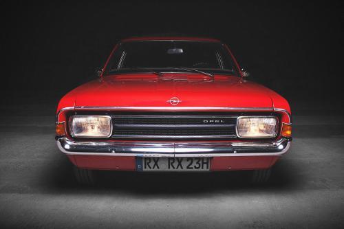 1968 Opel Rekord C